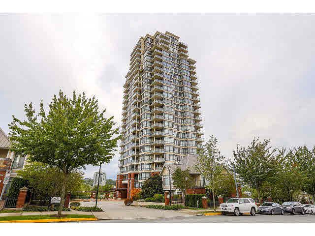 """Main Photo: 1503 4132 HALIFAX Street in Burnaby: Brentwood Park Condo for sale in """"MARQUIS GRANDE"""" (Burnaby North)  : MLS®# V1141779"""