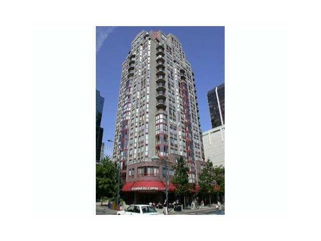 """Main Photo: 1106 811 HELMCKEN Street in Vancouver: Downtown VW Condo for sale in """"IMPERIAL TOWERS"""" (Vancouver West)  : MLS®# V1142033"""