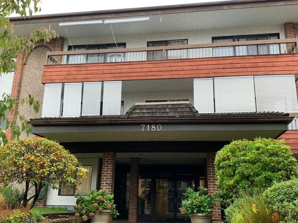 """Main Photo: 312 7180 LINDEN Avenue in Burnaby: Highgate Condo for sale in """"Linden House"""" (Burnaby South)  : MLS®# R2625428"""