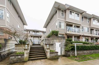 "Photo 1: 110 2432 WELCHER Avenue in Port Coquitlam: Central Pt Coquitlam Townhouse for sale in ""GARDENIA"" : MLS®# R2253875"