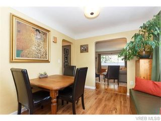 Photo 6: 1609 Chandler Ave in VICTORIA: Vi Fairfield East Half Duplex for sale (Victoria)  : MLS®# 744079