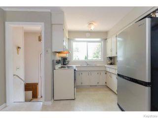 Photo 9: 145 Browning Boulevard in WINNIPEG: Westwood / Crestview Residential for sale (West Winnipeg)  : MLS®# 1515356