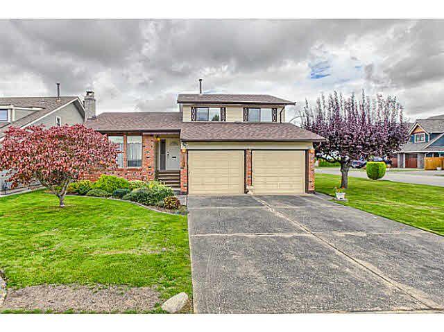 Main Photo: 5263 BENTLEY COURT in Ladner: Hawthorne House for sale : MLS®# V1142480