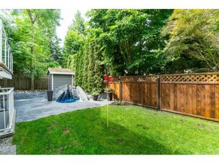 """Photo 36: 3657 154 Street in Surrey: Morgan Creek House for sale in """"Rosemary Heights"""" (South Surrey White Rock)  : MLS®# R2529651"""