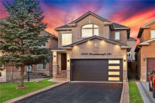 Main Photo: 5350 Landsborough Avenue in Mississauga: Hurontario House (2-Storey) for sale : MLS®# W4057427