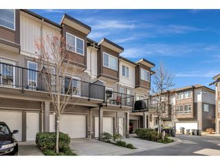 "Photo 1: 81 5888 144 Street in Surrey: Sullivan Station Townhouse for sale in ""One44"" : MLS®# R2563940"