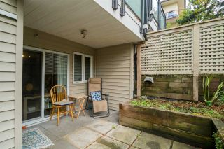 Photo 1: 108 1823 E GEORGIA Street in Vancouver: Hastings Condo for sale (Vancouver East)  : MLS®# R2117520