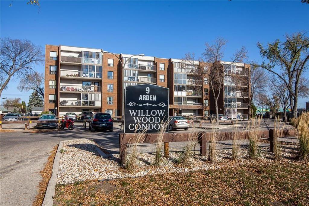 Main Photo: 104 9 Arden Avenue in Winnipeg: Pulberry Condominium for sale (2C)  : MLS®# 202124434