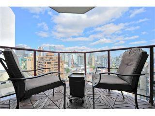 Photo 9: 1507 811 HELMCKEN Street in Vancouver West: Home for sale : MLS®# V1105794
