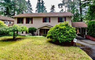 Photo 1: 6603 ALBION Way in Delta: Sunshine Hills Woods House for sale (N. Delta)  : MLS®# R2388857