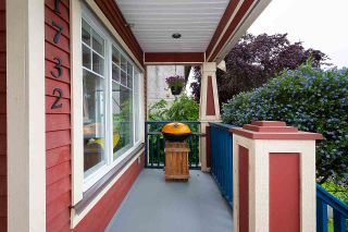 Photo 2: 1732 E GEORGIA Street in Vancouver: Hastings Townhouse for sale (Vancouver East)  : MLS®# R2500770