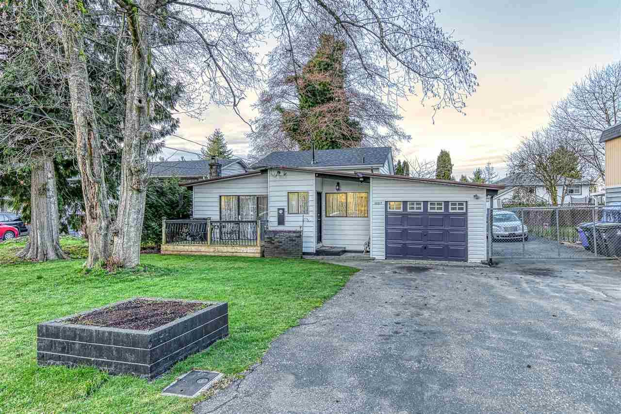 Main Photo: 10217 MICHEL Place in Surrey: Whalley House for sale (North Surrey)  : MLS®# R2438817