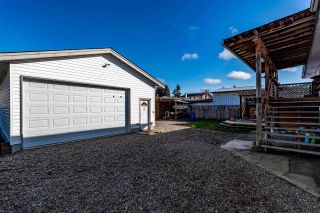 Photo 35: 45355 WESTVIEW Avenue in Chilliwack: Chilliwack W Young-Well House for sale : MLS®# R2542911