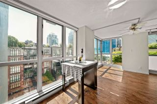 """Photo 8: 501 1238 RICHARDS Street in Vancouver: Yaletown Condo for sale in """"Metropolis"""" (Vancouver West)  : MLS®# R2584384"""