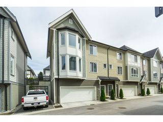 "Photo 2: 64 8138 204 Street in Langley: Willoughby Heights Townhouse for sale in ""Ashbury & Oak"" : MLS®# R2488397"