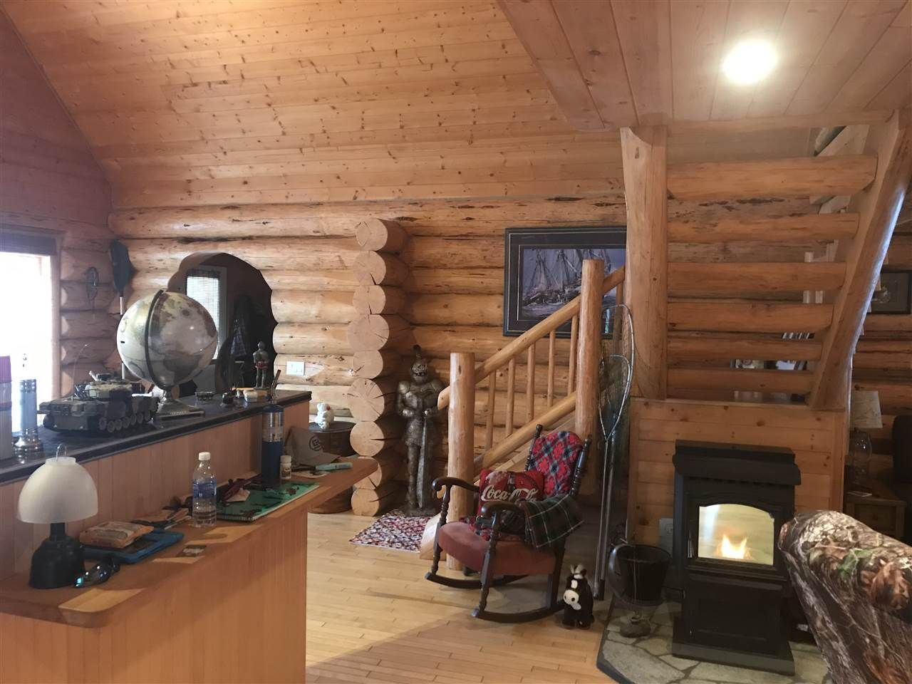Photo 5: Photos: 13188 PRESTON Road in Charlie Lake: Fort St. John - Rural W 100th House for sale (Fort St. John (Zone 60))  : MLS®# R2524005
