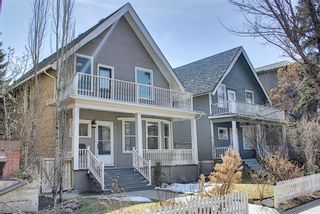 Main Photo: 1711 11 Avenue SW in Calgary: Sunalta Detached for sale : MLS®# A1081521