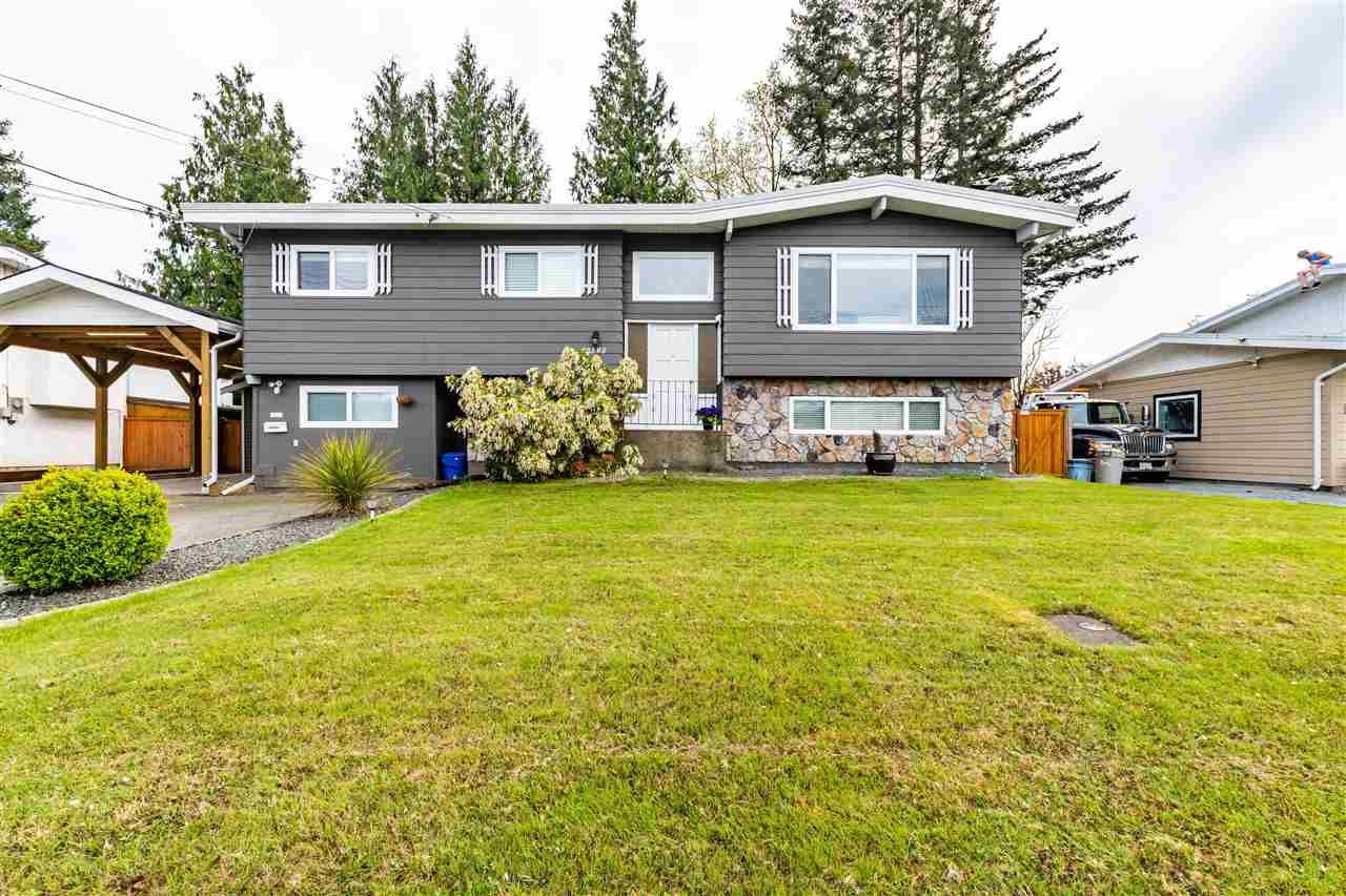 Main Photo: 46038 LARTER Avenue in Chilliwack: Fairfield Island House for sale : MLS®# R2574171