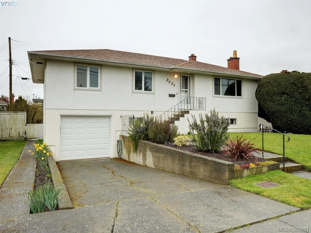 Main Photo: 2820 Richmond Rd in VICTORIA: SE Camosun House for sale (Saanich East)  : MLS®# 783639