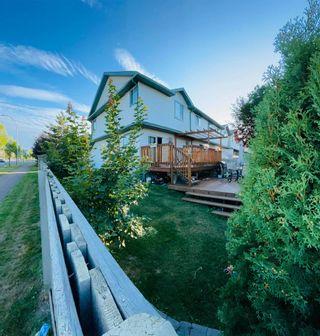 Photo 38: 21 6304 SANDIN Way in Edmonton: Zone 14 House Half Duplex for sale : MLS®# E4261480