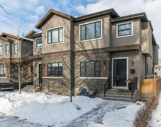 Photo 3: 430 22 Avenue NW in Calgary: Mount Pleasant Semi Detached for sale : MLS®# A1064010