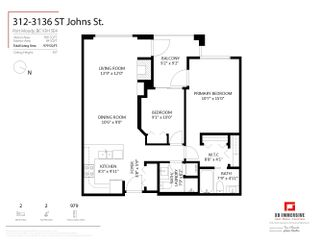"""Photo 24: 312 3136 ST JOHNS Street in Port Moody: Port Moody Centre Condo for sale in """"SONRISA"""" : MLS®# R2622150"""