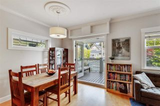 Photo 3: 2 355 W 15TH Avenue in Vancouver: Mount Pleasant VW Townhouse for sale (Vancouver West)  : MLS®# R2574340