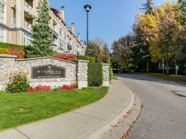 Main Photo: # 311 3625 WINDCREST DR in North Vancouver: Roche Point Condo for sale : MLS®# V1089100