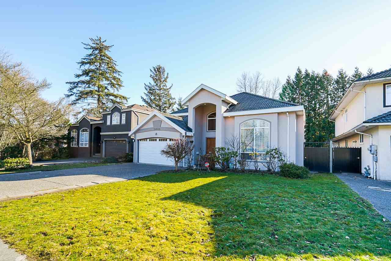 Main Photo: 14022 90 Avenue in Surrey: Bear Creek Green Timbers House for sale : MLS®# R2543848