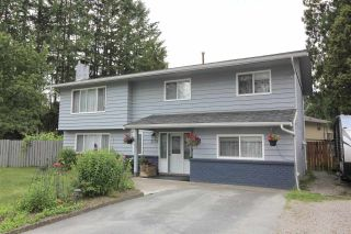 Photo 1: 3579 ST. THOMAS Street in Port Coquitlam: Lincoln Park PQ House for sale : MLS®# R2381919