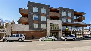 """Photo 2: 406 2525 BLENHEIM Street in Vancouver: Kitsilano Condo for sale in """"The Mack"""" (Vancouver West)  : MLS®# R2557379"""