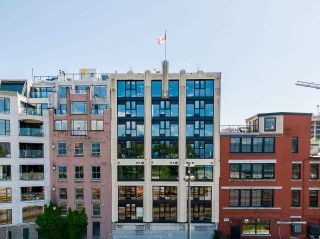 """Photo 5: 309 27 ALEXANDER Street in Vancouver: Downtown VE Condo for sale in """"ALEXIS"""" (Vancouver East)  : MLS®# R2584702"""
