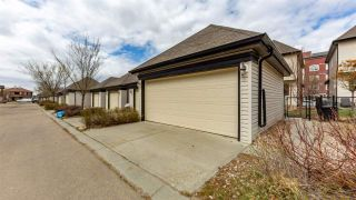 Photo 34: 6 5281 TERWILLEGAR Boulevard in Edmonton: Zone 14 Townhouse for sale : MLS®# E4242639