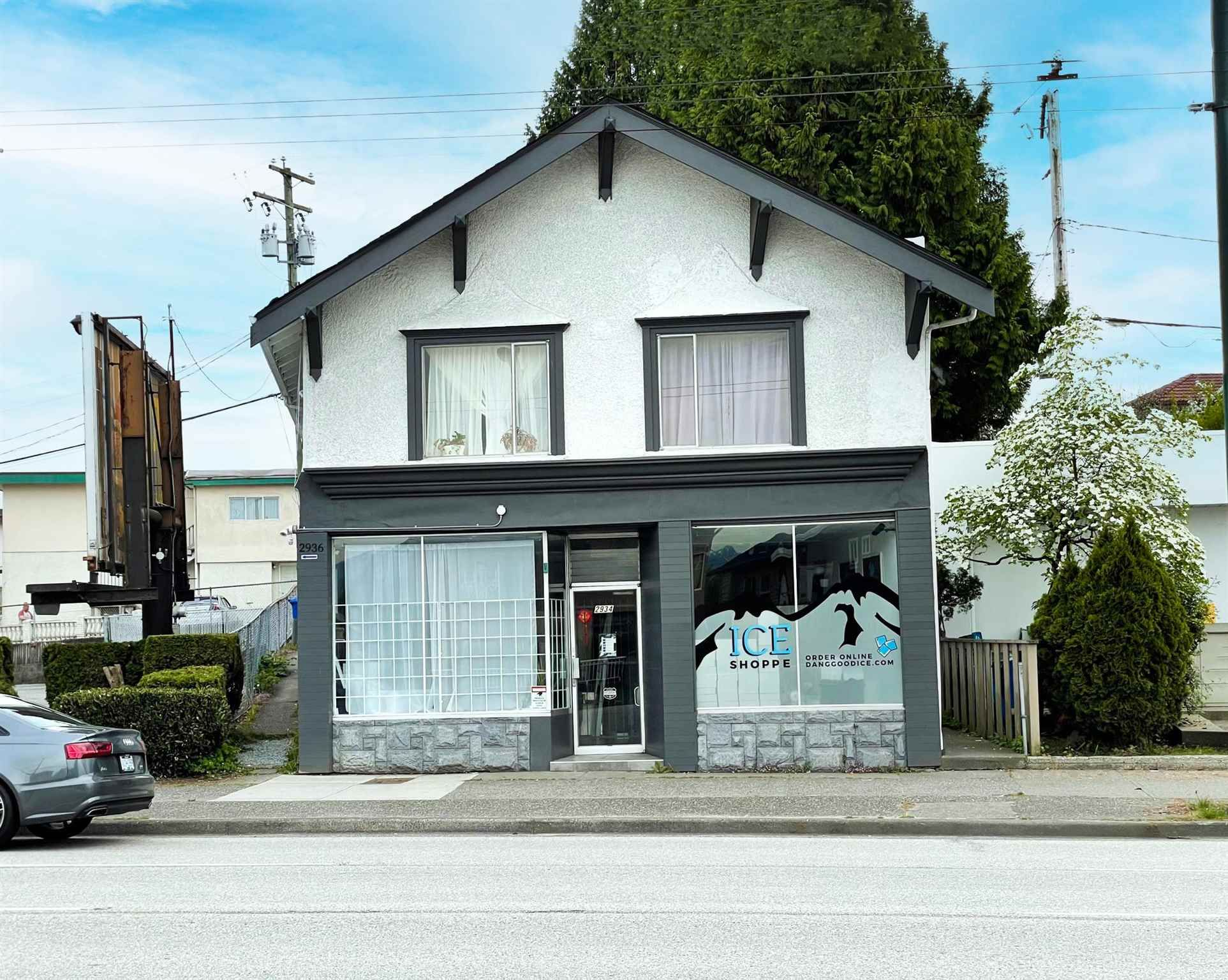 Main Photo: 2930 KINGSWAY in Vancouver: Collingwood VE Retail for sale (Vancouver East)  : MLS®# C8038211