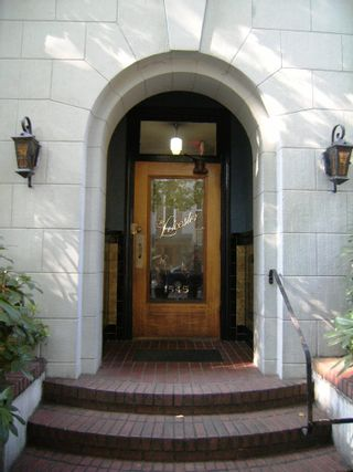 """Photo 2: # 301 1545 W 13TH AV in Vancouver: Fairview VW Condo for sale in """"THE LEICESTER"""" (Vancouver West)  : MLS®# V846568"""