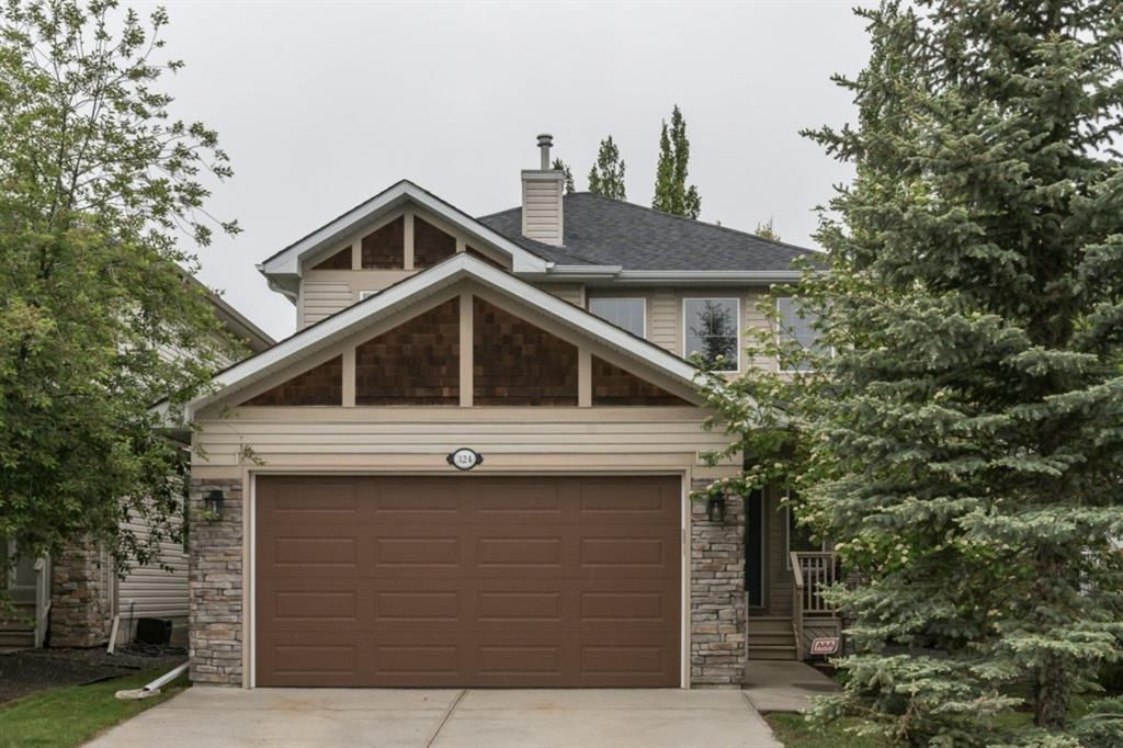 Main Photo: 324 Cresthaven Place SW in Calgary: Crestmont Detached for sale : MLS®# A1118546