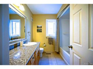 Photo 14: 6 Georges Forest Place in WINNIPEG: St Boniface Residential for sale (South East Winnipeg)  : MLS®# 1420365