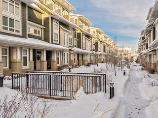 Photo 40: 199 Silverado Plains Park SW in Calgary: Silverado Row/Townhouse for sale : MLS®# A1079562