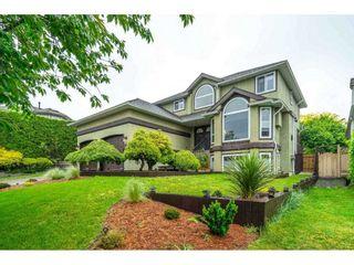 """Photo 1: 8124 154 Street in Surrey: Fleetwood Tynehead House for sale in """"FAIRWAY PARK"""" : MLS®# R2584363"""