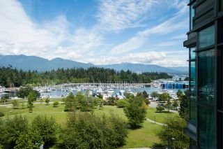 """Photo 3: 1011 1889 ALBERNI Street in Vancouver: West End VW Condo for sale in """"LORD STANLEY"""" (Vancouver West)  : MLS®# R2590069"""