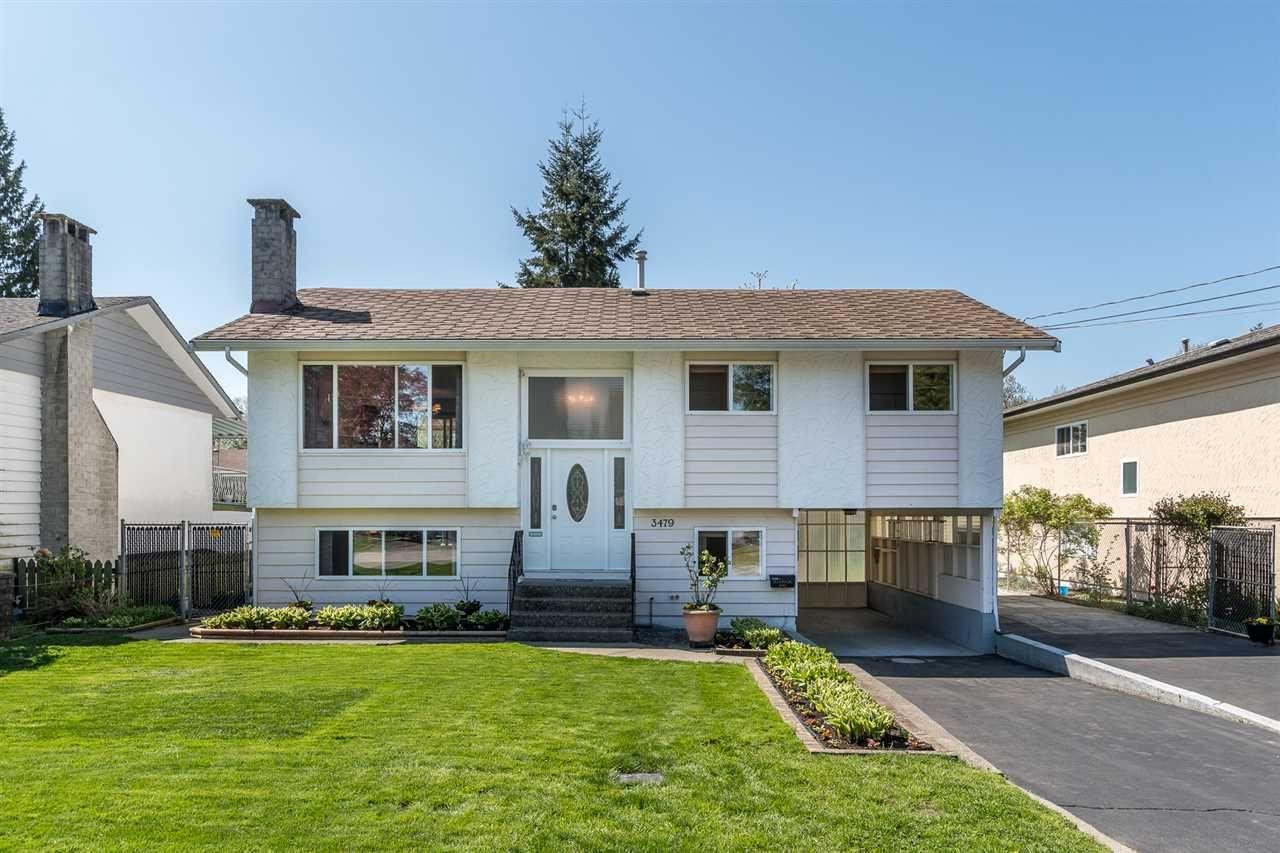Main Photo: 3479 EDINBURGH Street in Port Coquitlam: Glenwood PQ House for sale : MLS®# R2569576