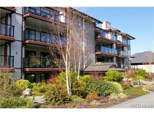 Main Photo: 106 420 Parry St in VICTORIA: Vi James Bay Condo for sale (Victoria)  : MLS®# 695851