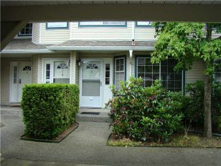 """Photo 1: 6 5760 174TH Street in Surrey: Cloverdale BC Townhouse for sale in """"STETSON VILLAGE"""" (Cloverdale)  : MLS®# F1313653"""