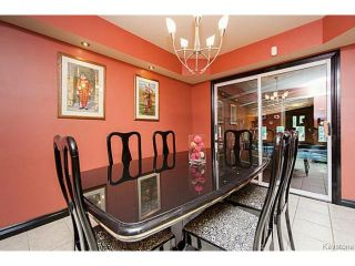 Photo 8: 265 Whytewold Road in WINNIPEG: St James Residential for sale (West Winnipeg)  : MLS®# 1416296