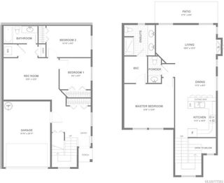 Photo 3: 17 Massey Pl in View Royal: VR Six Mile Row/Townhouse for sale : MLS®# 777583