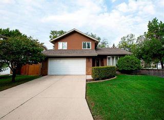 Photo 1: 270 Foxmeadow Drive in Winnipeg: Linden Woods Residential for sale (1M)  : MLS®# 202122192