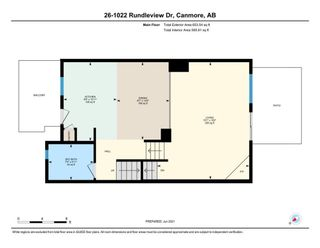 Photo 33: 26 1022 Rundleview Drive: Canmore Row/Townhouse for sale : MLS®# A1112857