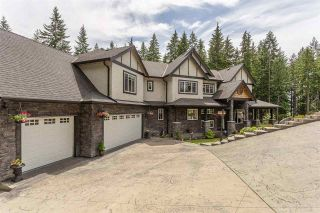 Photo 2: 1408 CRYSTAL CREEK Drive: Anmore House for sale (Port Moody)  : MLS®# R2544470