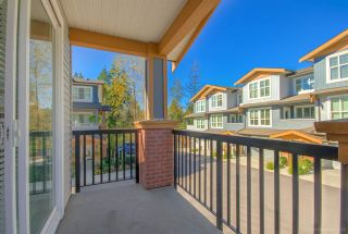 """Photo 21: 18 24086 104 Avenue in Maple Ridge: Albion Townhouse for sale in """"WILLOW"""" : MLS®# R2503932"""