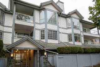 "Photo 1: 104 8633 SW MARINE Drive in Vancouver: Marpole Condo for sale in ""SOUTHBEND"" (Vancouver West)  : MLS®# R2510808"